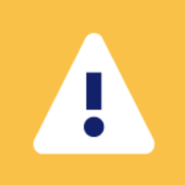 General alert icon