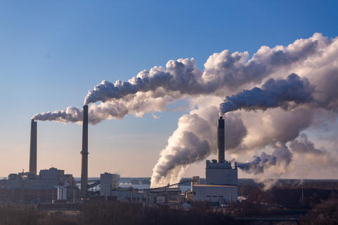 Taking on Super Polluters to Reduce Greenhouse Gases  /